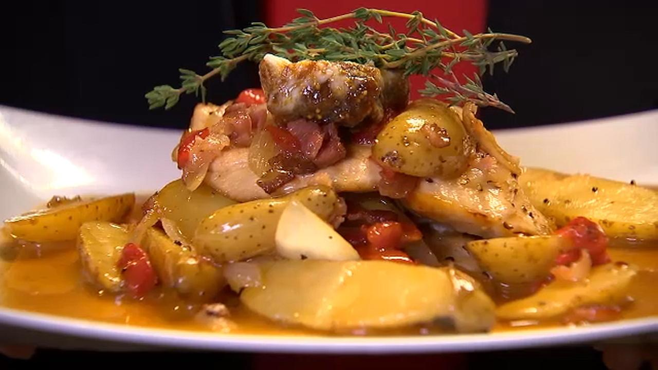 Neighborhood Eats: 'bella Fig' Chicken photo