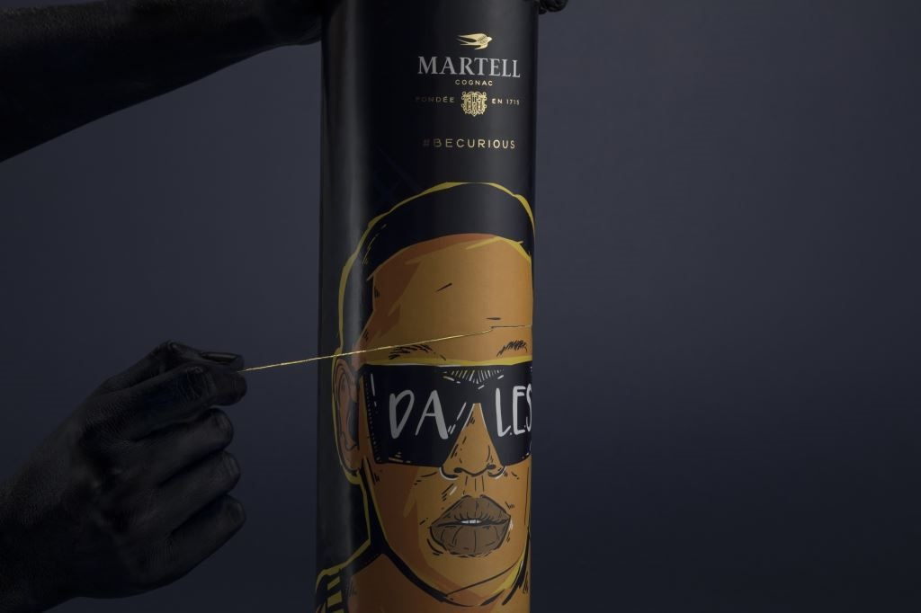 Publicis Machine's Martell Cognac Vs Single Distillery Influencer Campaign Connects photo