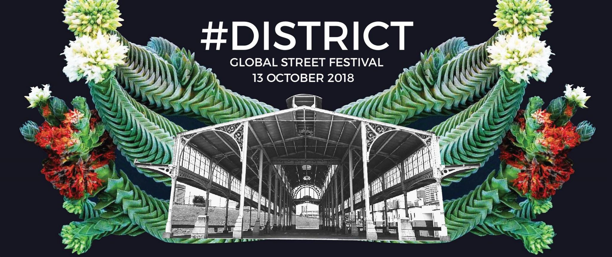 Tickets Now On Sale For #district Global Street Fest photo
