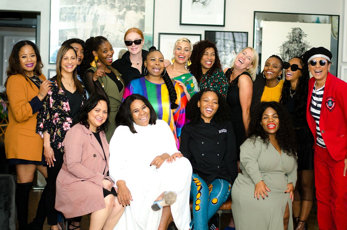 American Express Celebrates Women Going Places With Purpose photo