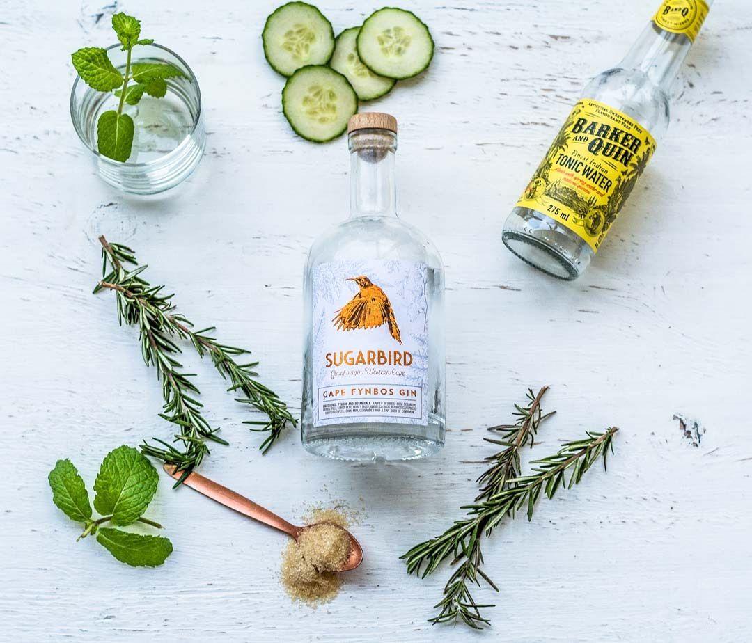 Meet The Maker: Sugarbird Cape Fynbos Gin photo