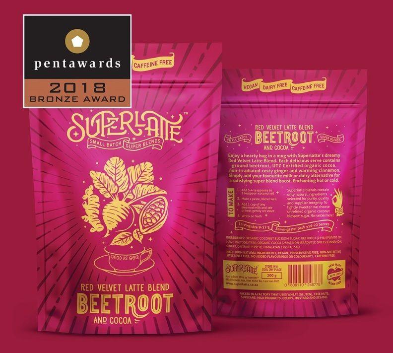 Sa Beverage Brand Superlatte Recognised At Global Packaging Awards photo