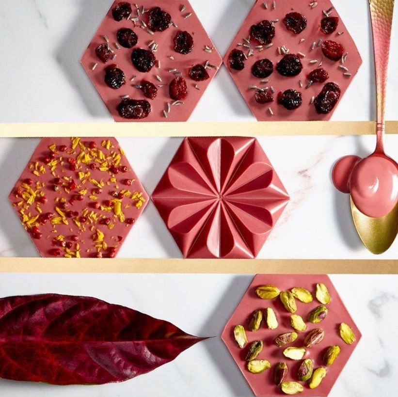 Ruby Chocolate Makes Its Striking Debut In South Africa photo