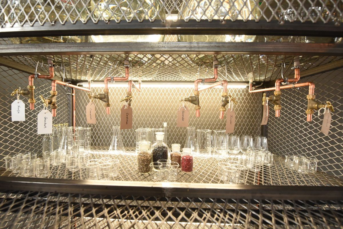 Radisson Red Launches New Botanical Gin Blending Bar photo