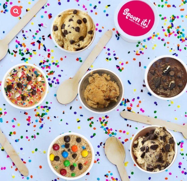 #freshontheshelf: New Doritos, Edible Cookie Dough, Nuy Gin And Bosjes Vino photo