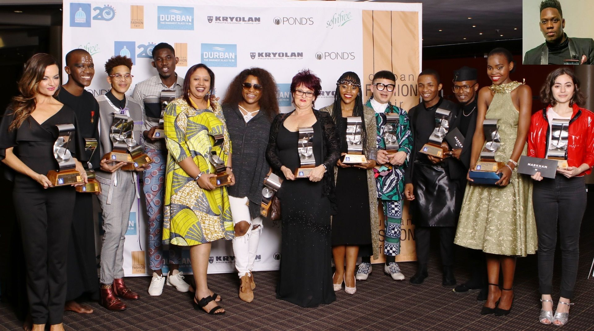 The 2018 Durban Fashion Fair Winners Are… photo
