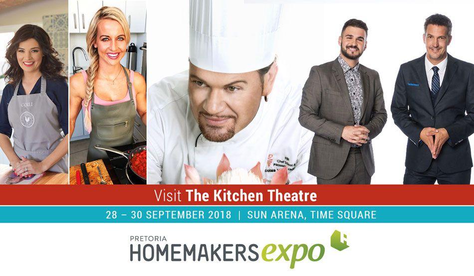 Pretoria Homemakers Expo photo