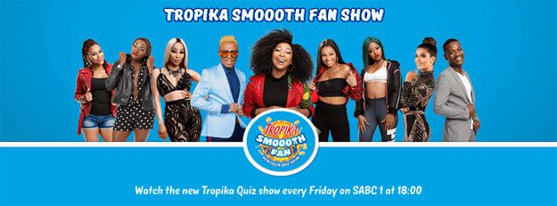 Celebrities Revealed For Tropika Smoooth Fan photo