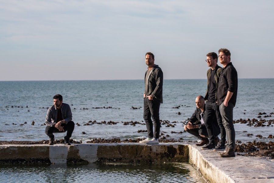 Watershed To Open For British Indie Rockers James photo