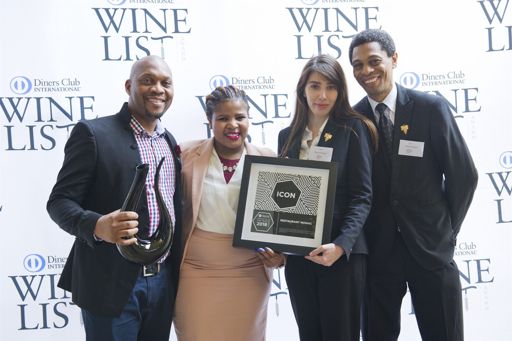 Diners Club Announces 2018 Winelist Awards Winners photo