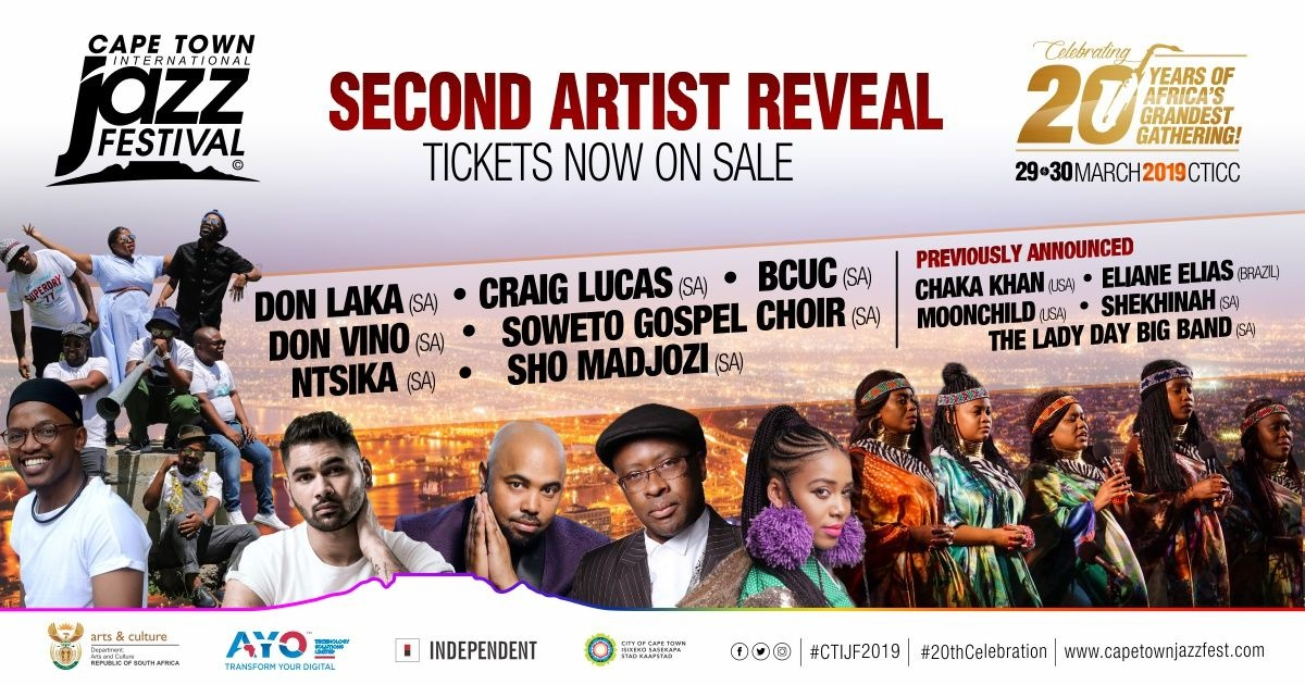 Ctijf Shows Commitment To South African Artists, Honouring The Nation's Rich Musical Heritage photo