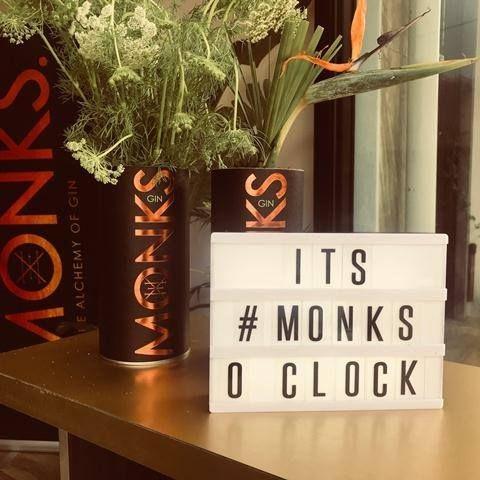 Meet The Maker: Monks Gin photo