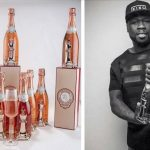 """50 Cent Launches """"For Winners Only"""" Champagne For Two Thousand 50 Cents photo"""