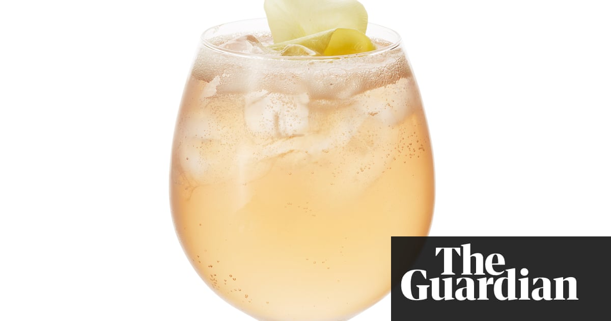 Cocktail Of The Week: La Vie En Rosé photo