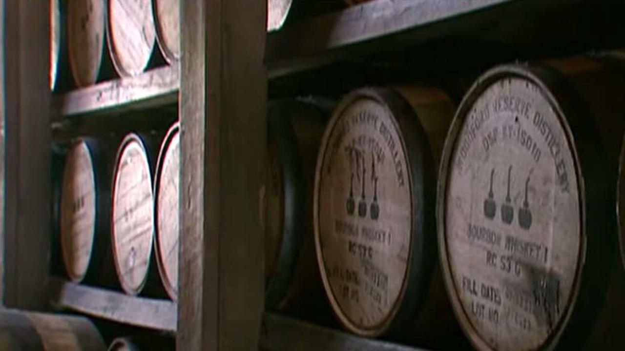 The Kentucky Bourbon Trail Is A Treat For The Eyes, Nose, And Most Importantly, The Taste Buds photo