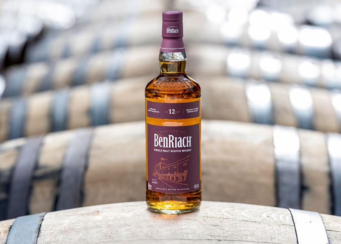 Benriach Revives 12 Year Old Sherry Wood photo