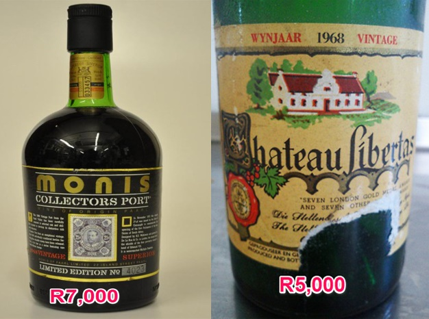Here Are The Priciest Wines Sold At A Top Sa Auction photo