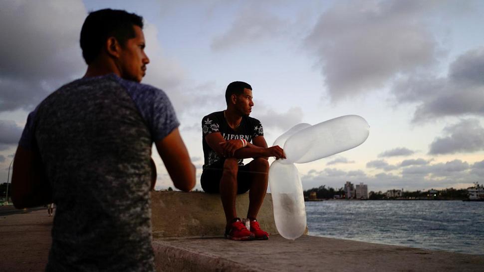 Cubans Use Latex Condoms To Catch Fish, Ferment Wine, Fix Punctures photo