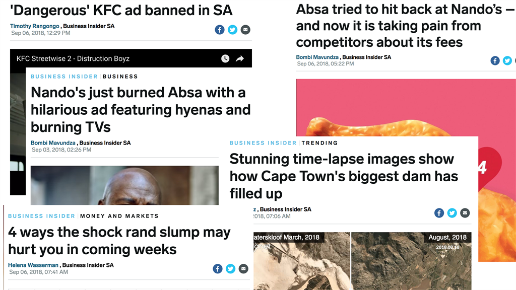 The Best Of Business Insider South Africa photo