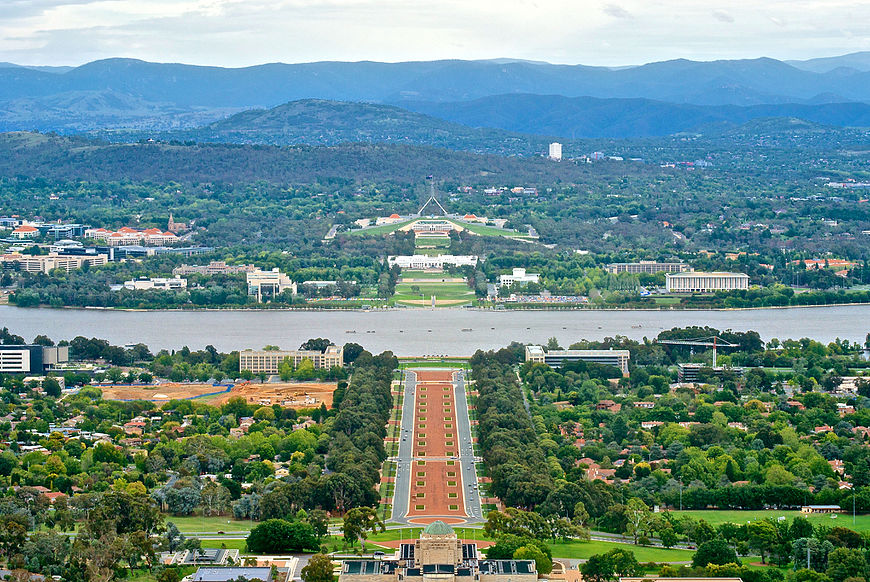 Canberra, Traveling In The Wonderful World Of Oz photo