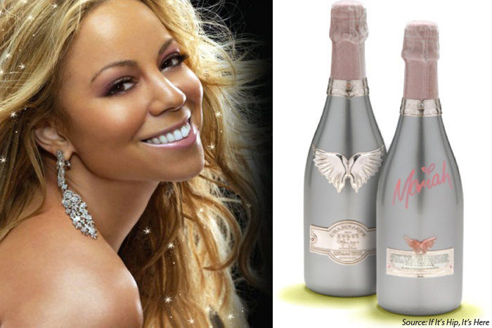 Angel Champagne 2 5 Failed Celebrity Booze Brands