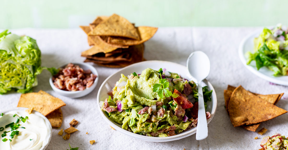 Four Gorgeous Recipes Using Westfalia Guacamole photo