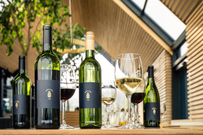 Bosjes Estate Launches House Wines photo
