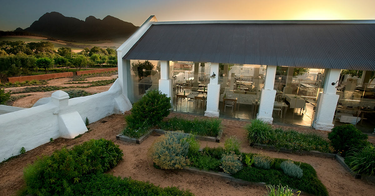 Stay At The Luxurious Babylonstoren Farm Hotel & Spa photo