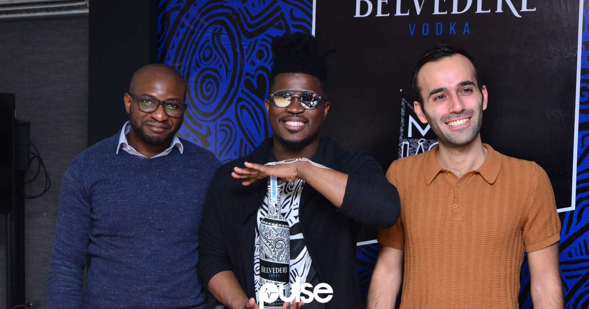 Belvedere And Visual Artist Unveil New Limited Edition Bottle photo