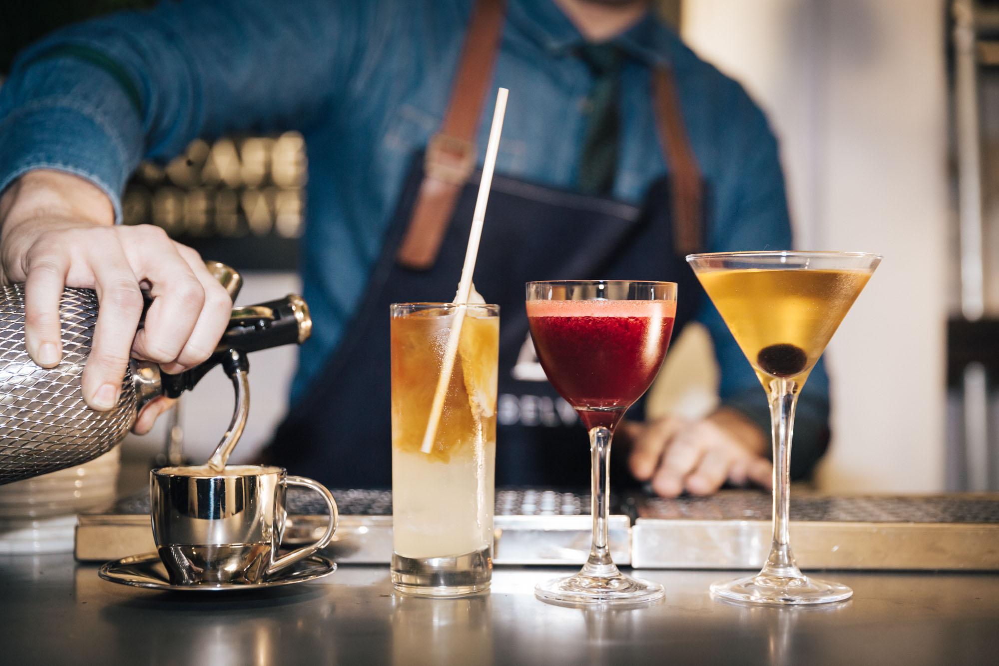 Belvedere Vodka Announces An Espresso Martini Pop-up At The Citizen photo