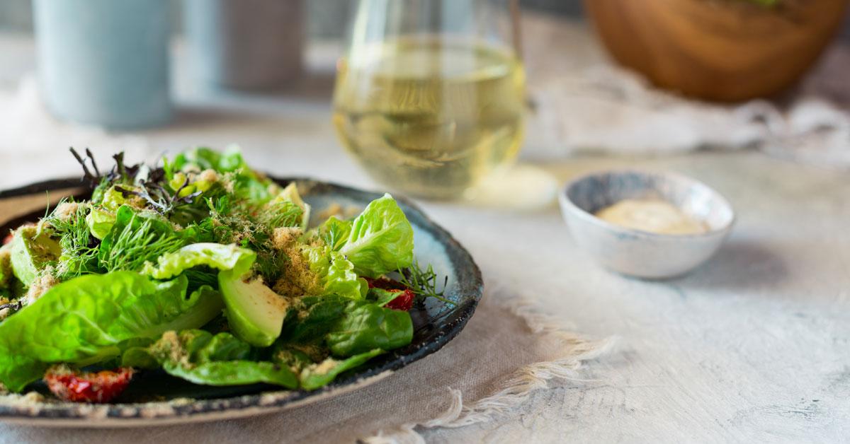 Bokkom Caesar Salad photo