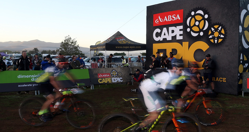 Heaven And Back To Earth Again In The 2019 Absa Cape Epic photo