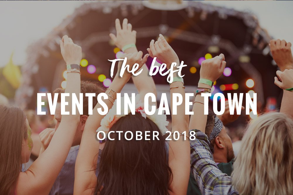 Events In Cape Town In October photo