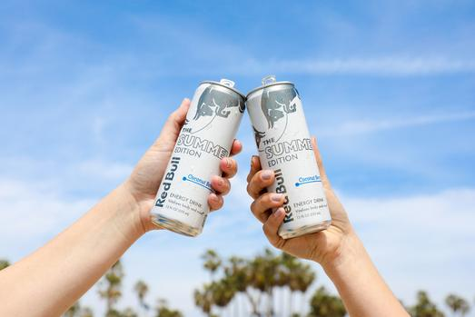 Red Bull Launches Limited Edition Coconut & Berry Flavour photo