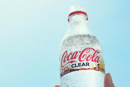 Would You Drink Colourless Coca-cola? photo