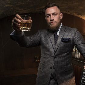 Martial Arts Fighter Conor McGregor Launches Proper Irish Whiskey photo