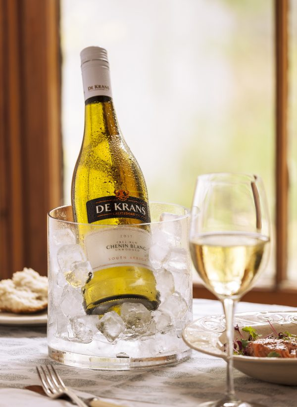 Soak up Summer with De Krans Free-Run Chenin Blanc 2018 photo