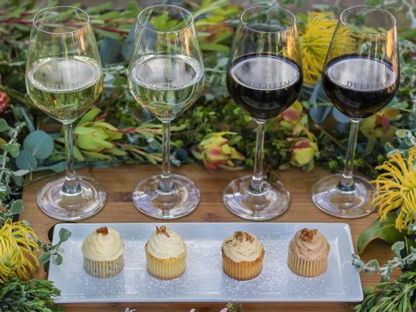 Heritage-themed Cupcake Wine Pairing Now Available At Stellenbosch Winery photo