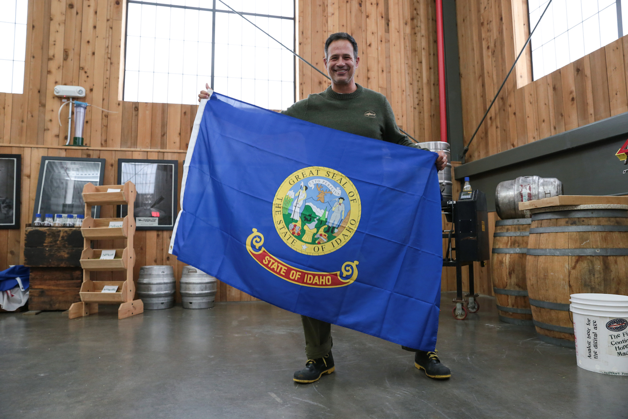 Dogfish Head Announces Distribution To Idaho photo