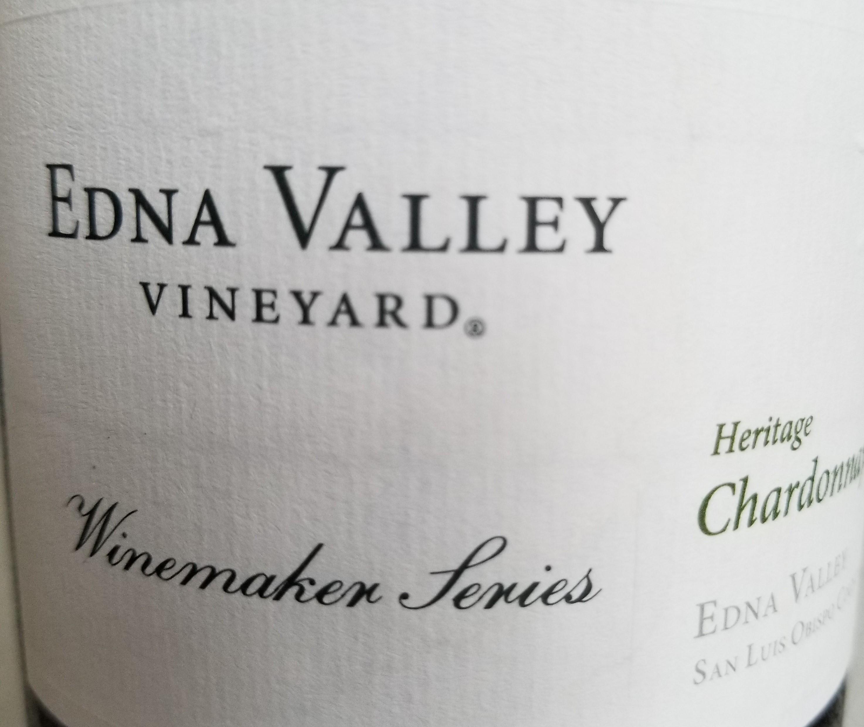 2015 Edna Valley Vineyard Heritage Chardonnay, Winemaker Series photo