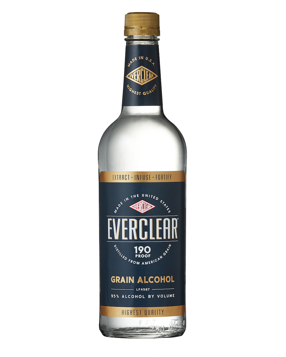 Everclear Launches Updated Packaging photo