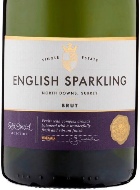 Asda Launches Own-label English Sparkling Wine photo