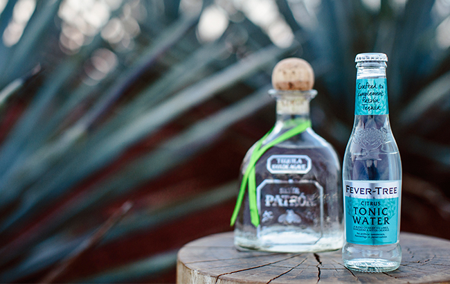 Fever-Tree and Patrón release citrus tonic water for Tequila photo