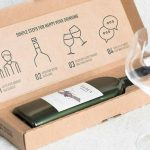 The World's First Flat Wine Bottle Is Also Environmentally Friendly photo