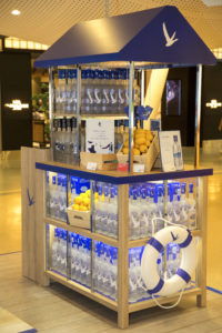 ?vive La Riviera?: Bacardi And Dfs Reveal Social Impact Of Grey Goose Campaign At New York Jfk photo