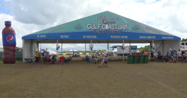 2018 Pepsi Gulf Coast Jam Sets Record Attendance Numbers photo
