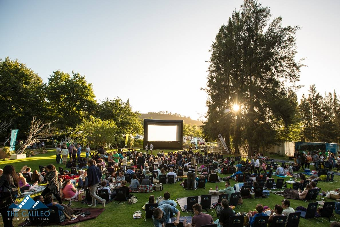 The Galileo Open Air Cinema Is Back For Lucky Number 7! photo