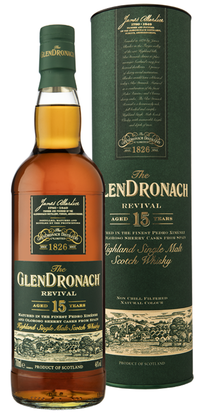 The Glendronach Announces The Return Of Revival photo