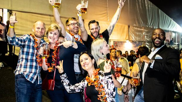 Celebrate The Oktoberfest At Grandwest Bierfest photo