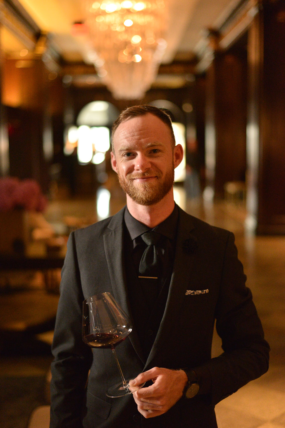 Mapping The Local Wine Love Of Hawksworth Sommelier Jayton Paul photo